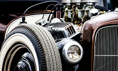 We can help you with the restoration of your car