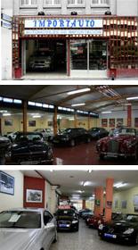 Tienda Importauto compra-venta de coches clásicos